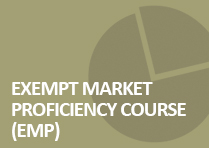 Exempt Market Proficiency Course (EMP)