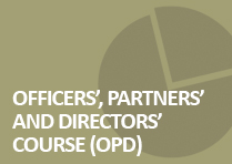 Officers', Partners', and Directors' Course (OPD)