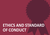 Ethics and Standard of Conduct