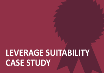 Leverage Suitability Case Study