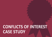 Conflict of Interest Case Study